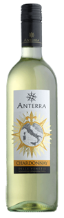 Anterra Chardonnay 750ml - Case of 12